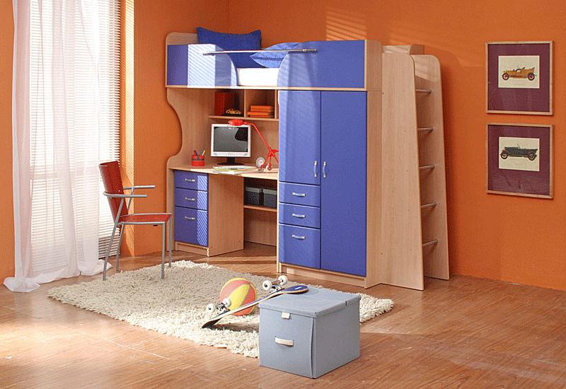Детская комната Егорка