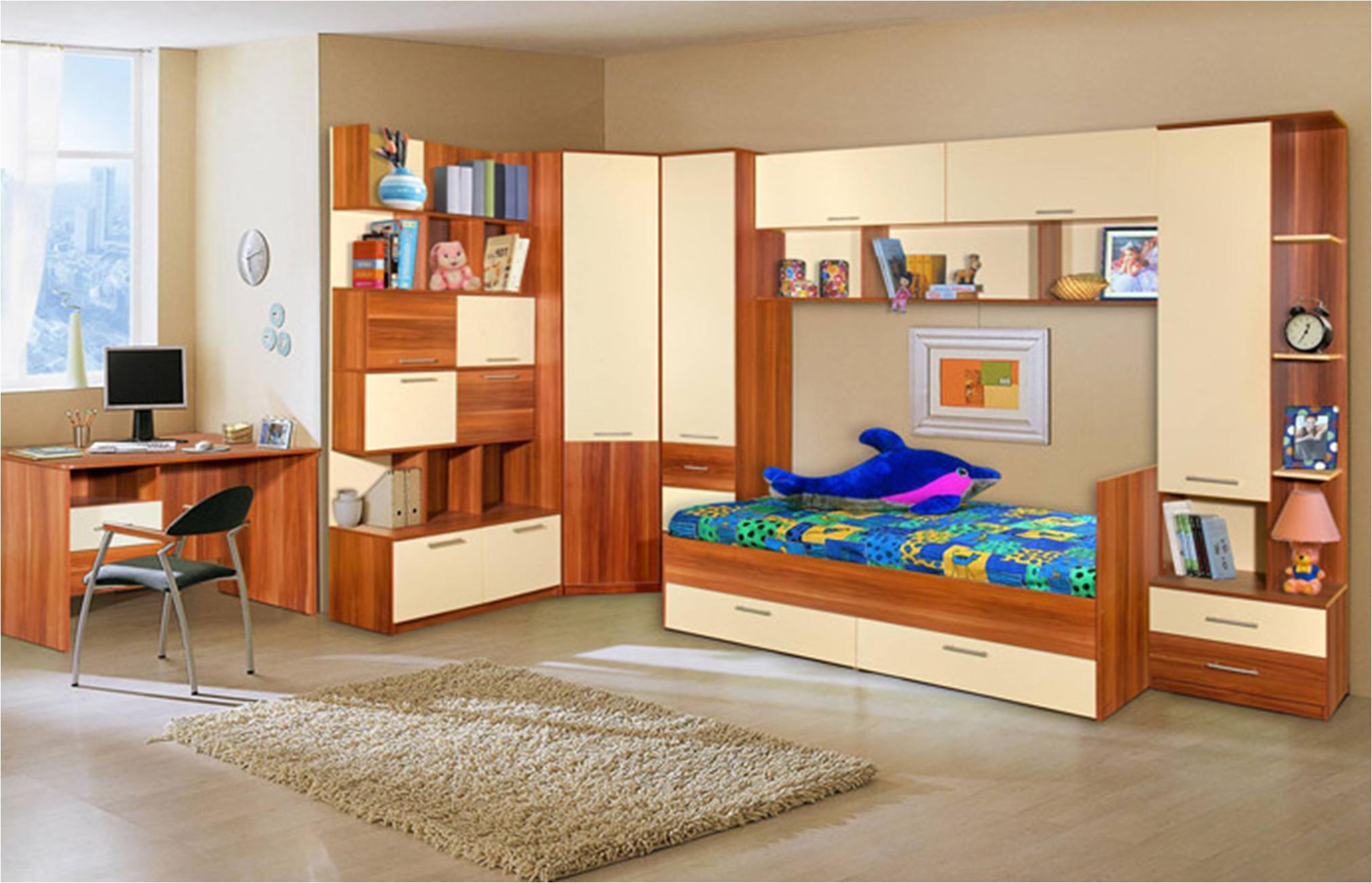Детская комната Ральф-1