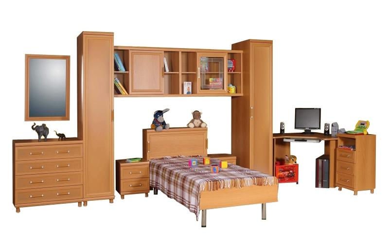 Детская комната Дана-3Детские комнаты<br>Размер: 4140/1300х2100х420/1200/1940<br><br>Материалы: ЛДСП, рамка МДФ<br>Полный размер (ДхВхГ): 4140/1300х2100х420/1200/1940<br>Комплектация: Матрас входит в стоимость<br>Примечание: Ручки пластиковые в цвет мебели!<br>Изготовление и доставка: 8-10 дней<br>Условия доставки: Бесплатная по Москве до подъезда<br>Условие оплаты: Оплата наличными при получении товара<br>Доставка по МО (за пределами МКАД): 30 руб./км<br>Доставка в пределах ТТК: Доставка в центр Москвы осуществляется ночью, с 22.00 до 6.00 утра<br>Подъем на грузовом лифте: 800 руб.<br>Подъем без лифта: 400 руб./этаж<br>Сборка: 10% от стоимости изделия, но не менее 1,000 руб.<br>Гарантия: 12 месяцев<br>Производство: Россия<br>Производитель: Mebelus