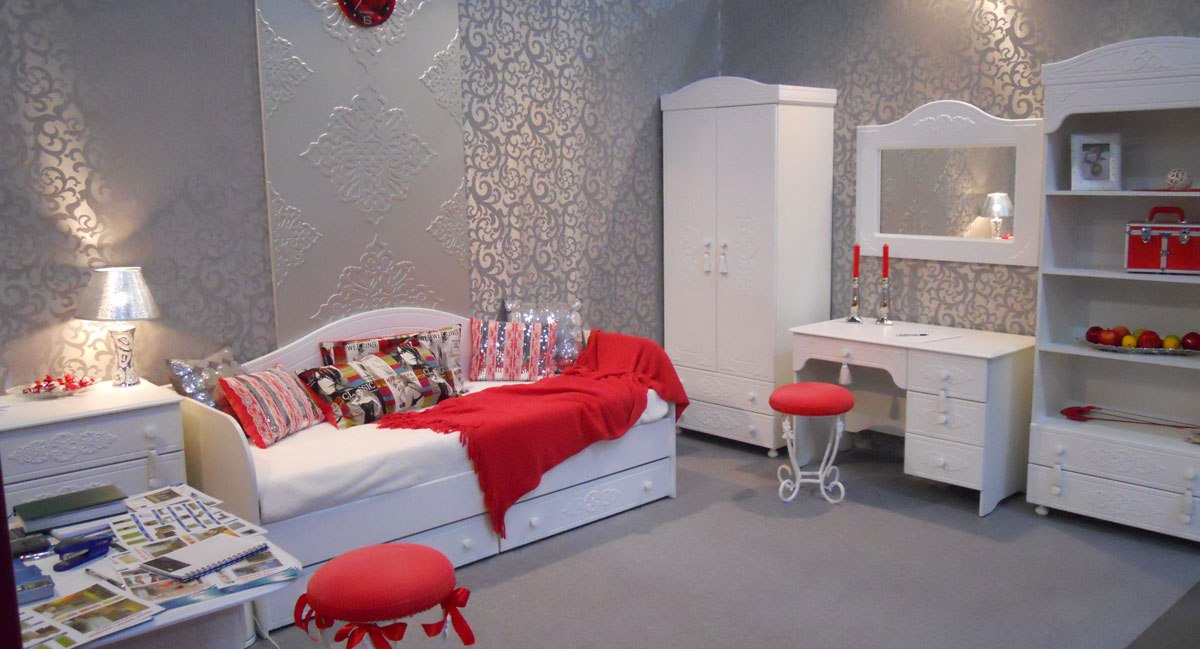 Детская комната Ассоль-4 цена и фото
