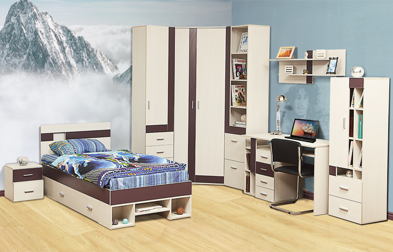 Детская комната Некст-4