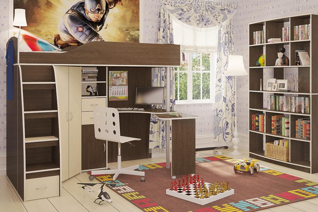 Детская комната Орбита-2