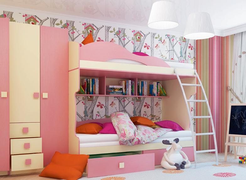 Детская комната Радуга-2