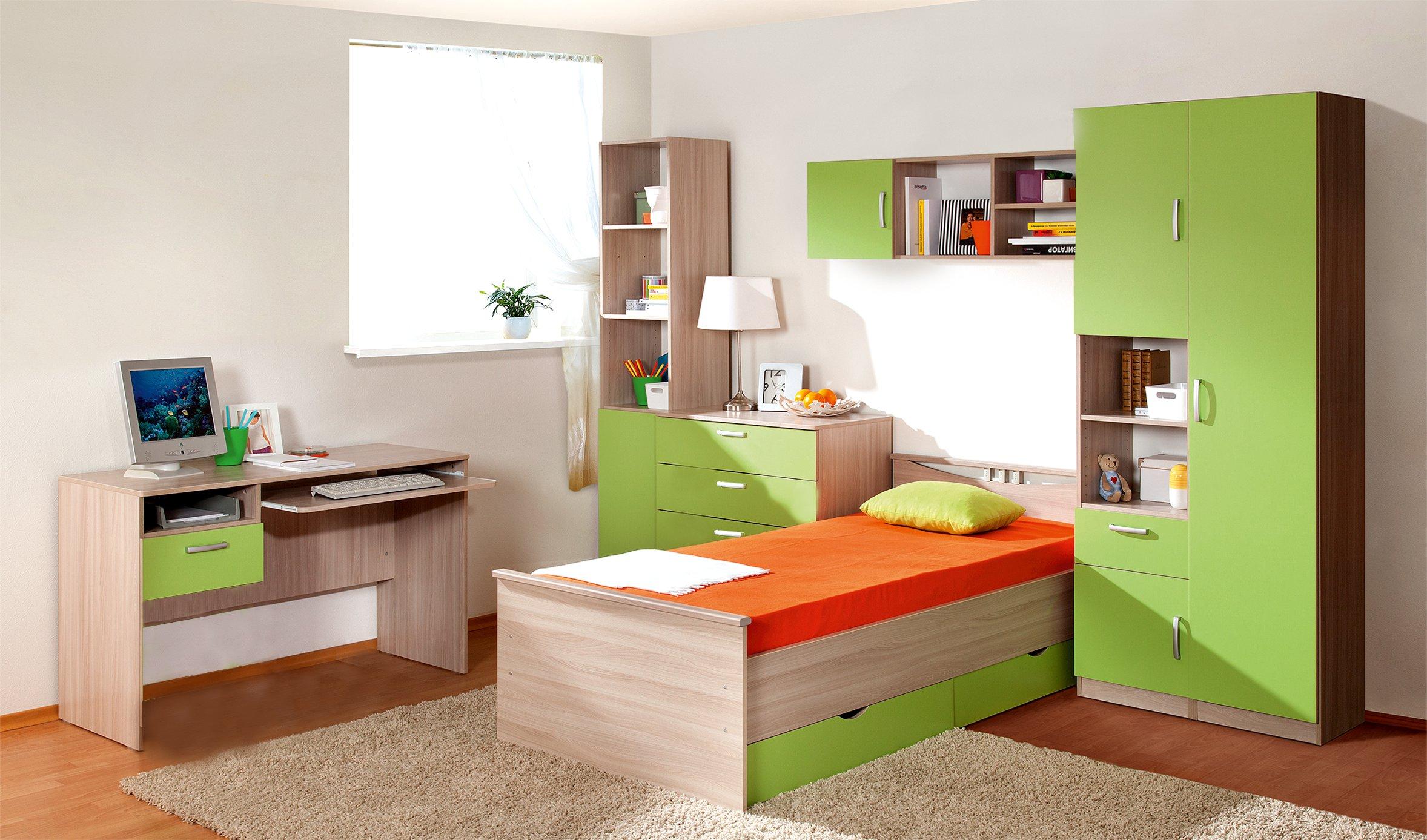 Детская комната Лотос-1 стенка лотос 1
