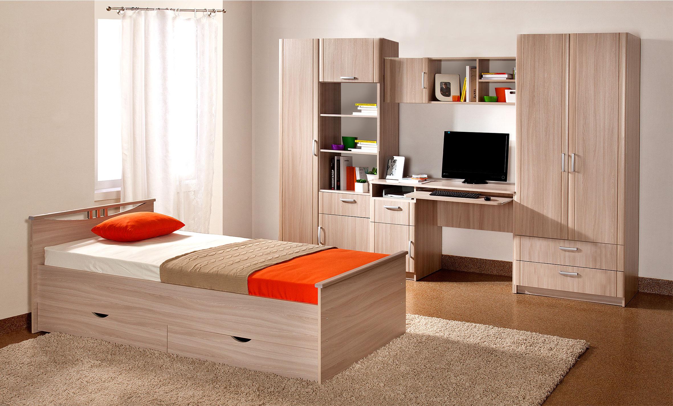 Детская комната Лотос-6 advesta детская комната advesta la man 6 предметов