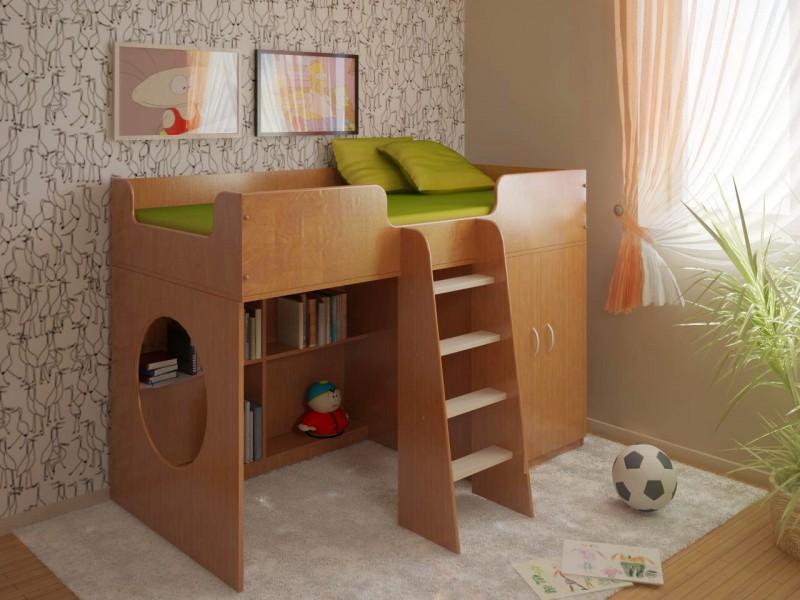 Детская мебель Сказка-2 Ольха