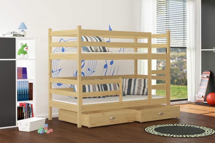 Детская кроватка Домик 2