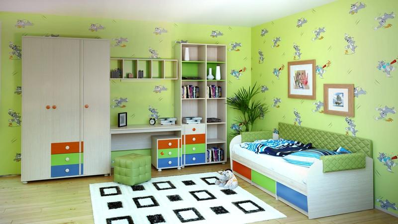 Детская комната МДК 4.13 Комплектация №3
