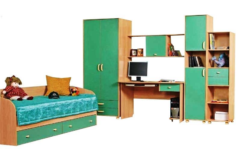Детская комната Лагуна