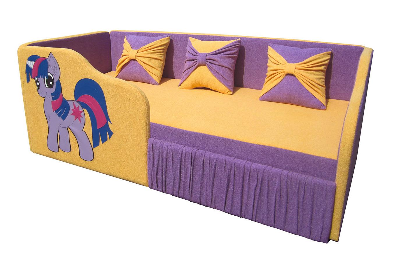 Детский диван Рио (Пони)