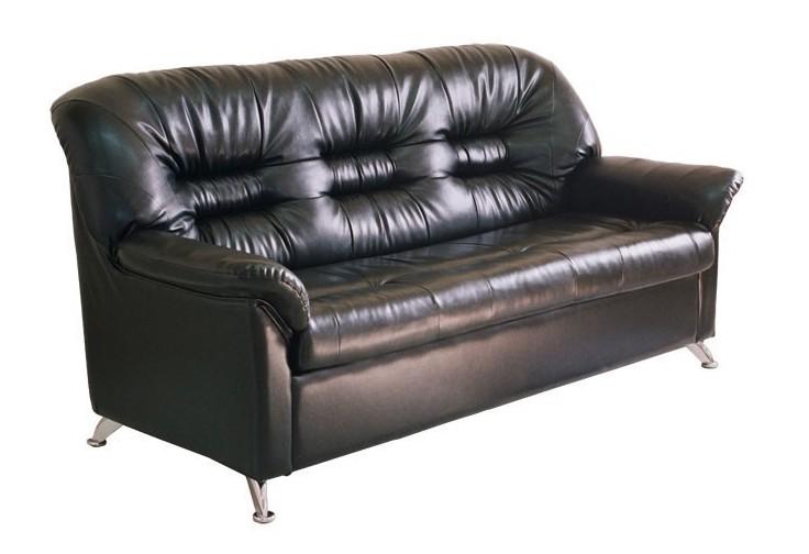 Офисный диван ОрионОфисные диваны<br>Размер: 160x85 В90<br><br>Механизм: Нераскладной<br>Каркас: Деревянный<br>Полный размер (ДхГхВ): 2-х местный: 160х85х90<br>Доступны другие размеры: 3-х местный: 190х85х90<br>Высота сиденья (см): 43<br>Высота спинки (см): 52<br>Глубина сиденья (см): 51<br>Наполнитель: Пружинная змейка, ППУ высокой плотности<br>Вид ножек: Металлические<br>Комплектация креслом: Возможно! см. Кресло для отдыха Орион<br>Примечание: Стоимость указана по минимальной категории ткани<br>Изготовление и доставка: 6-10 дней, дни доставок среда и суббота<br>Условия доставки: Бесплатная по Москве до подъезда<br>Условие оплаты: Оплата наличными при получении товара<br>Доставка по МО (за пределами МКАД): 30 руб./км<br>Доставка в пределах ТТК: Доставка в центр Москвы осуществляется ночью, с 22.00 до 6.00 утра<br>Подъем на грузовом лифте: 500 руб.<br>Подъем без лифта: 250 руб./этаж, включая первый<br>Сборка: 200 руб. монтаж опор<br>Гарантия: 12 месяцев<br>Производство: Россия<br>Производитель: МДВ