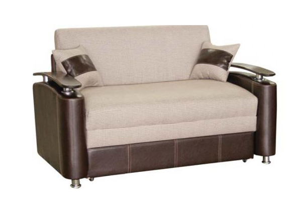 Выкатной диван Оникс 4DВыкатные диваны<br>Размер: 150х97 В93 (сп.м. 120х195)<br><br>Артикул: 40412<br>Механизм: Выкатной<br>Материалы: Фанера, ЛДСП, хвойный и березовый брус, гнуто-клееные латы из березы<br>Каркас: Деревянный<br>Полный размер (ДхГхВ): 150х97х93<br>Спальное место: 120х195<br>Наполнитель: ППУ высокой плотности, периотек, ортопедические латы<br>Вес товара (кг): 74,6<br>Комплектация: Ящик для белья, декоративные подушки<br>Цвет: По фото<br>Примечание: Подлокотники - дерево<br>Изготовление и доставка: 2-3 дня<br>Условия доставки: Бесплатная по Москве до подъезда<br>Условие оплаты: Оплата наличными при получении товара<br>Доставка по МО (за пределами МКАД): 30 руб./км<br>Подъем на грузовом лифте: 1000 руб.<br>Сборка: 200 руб.<br>Гарантия: 12 месяцев<br>Производство: Россия<br>Производитель: НиК (Д)