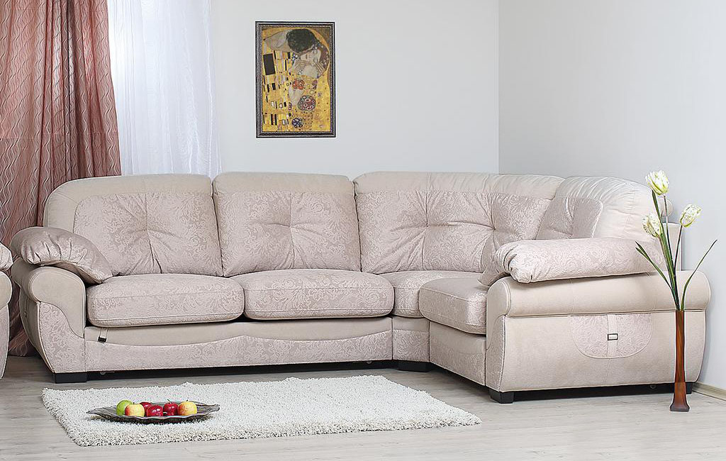 Угловой диван Дион