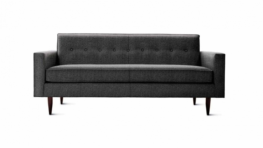 DG-HOME Диван Bantam Grande Sofa Grey dg home обеденный стол lillian