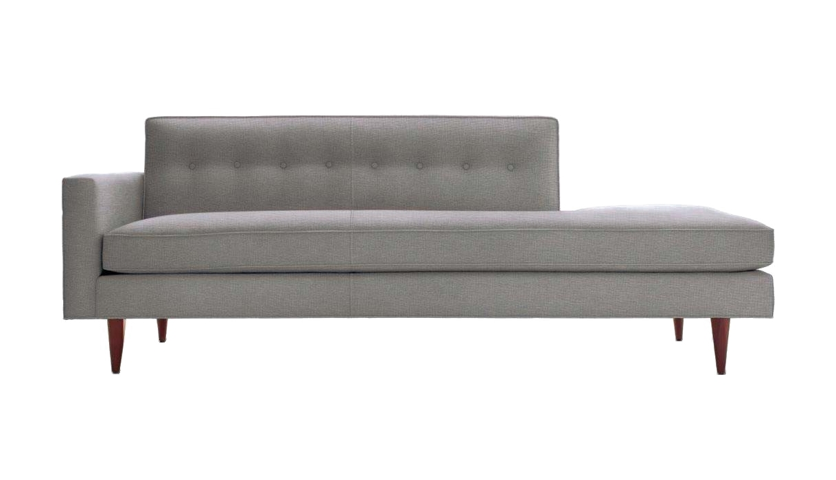 DG-HOME Диван Bantam Studio Sofa Left dg home обеденный стол lillian
