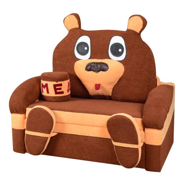 Детский диван Мишка (Медведь)