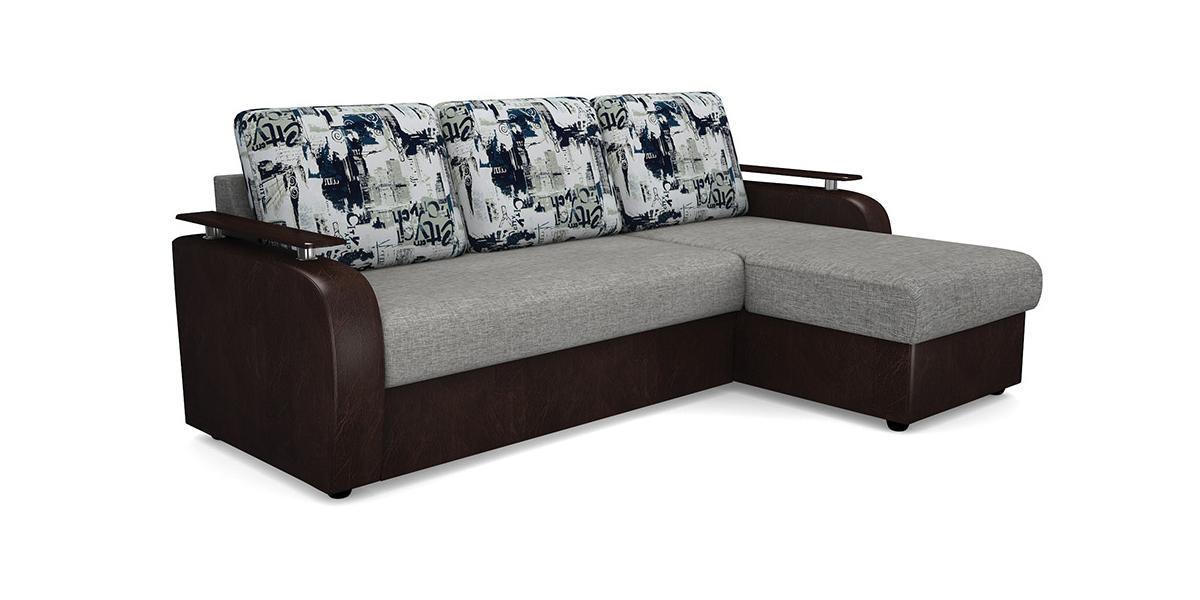 Угловой диван Виза 03 СП трапеция