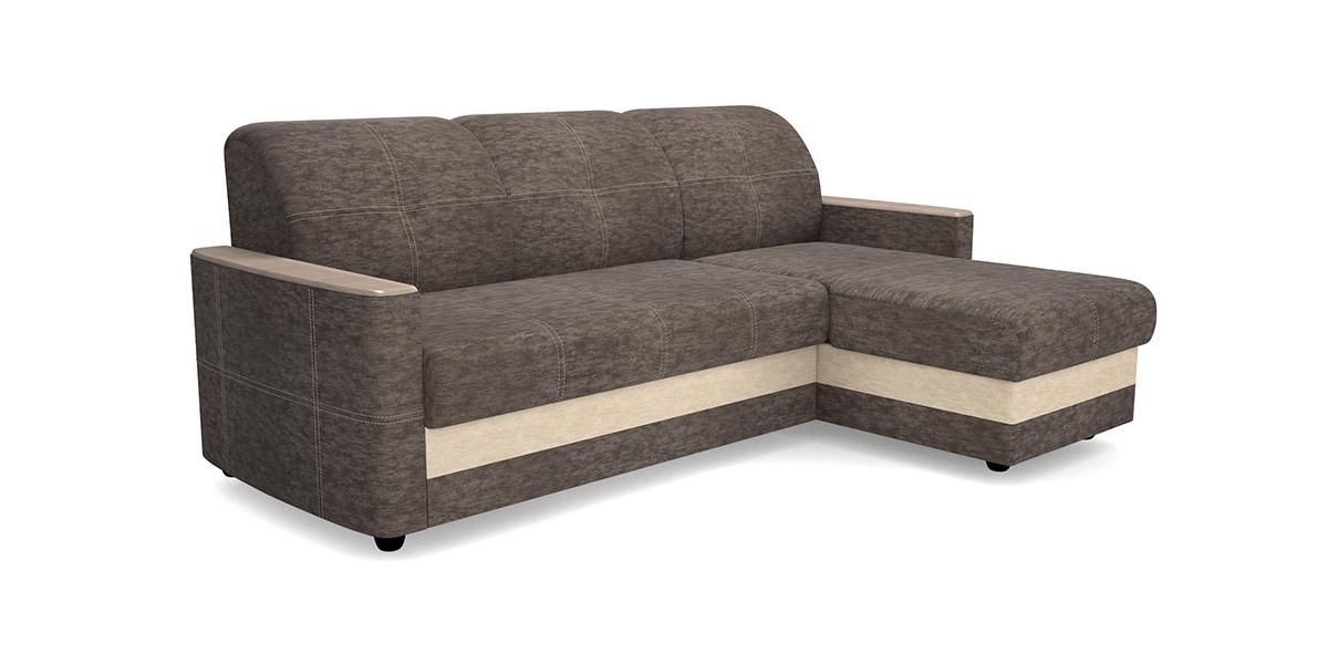 Угловой диван Виза 08 П трапеция