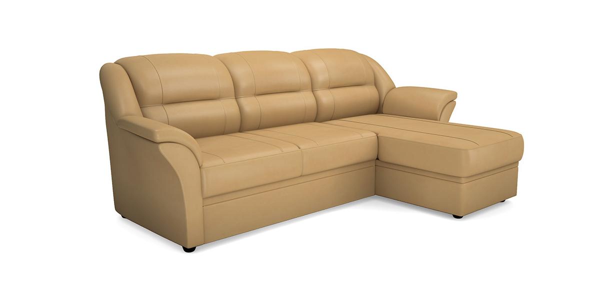 Угловой диван Виза М 02 П трапеция