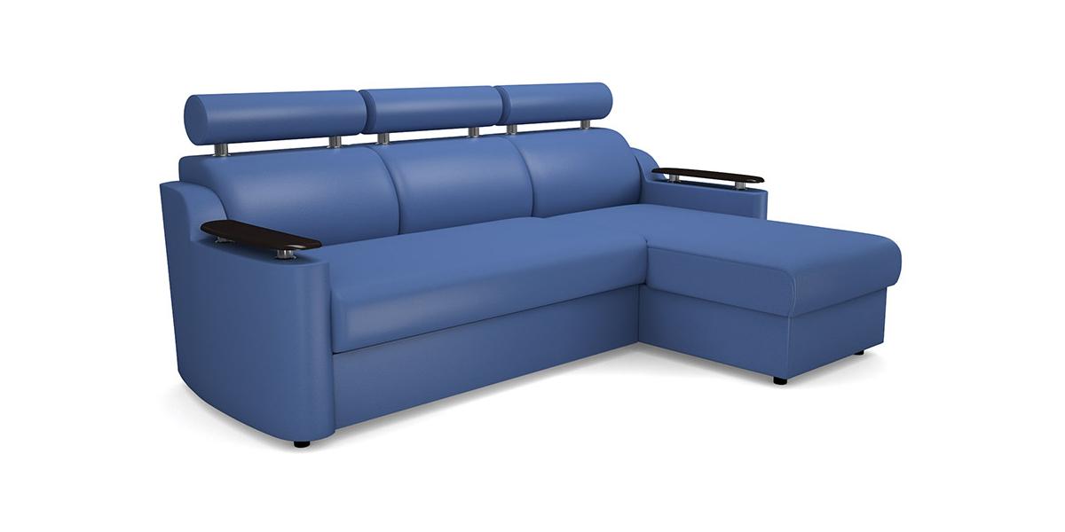 Угловой диван Виза В 07 трапеция