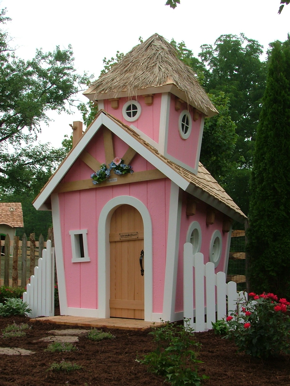 Домик Принцессы KidsCrookedHouse
