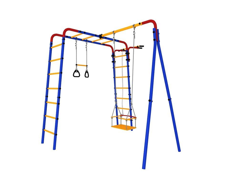 ДСК Карусель 3.3.19.02-01 Веселая лужайка дачный мягкие кресла romana пуфик макака