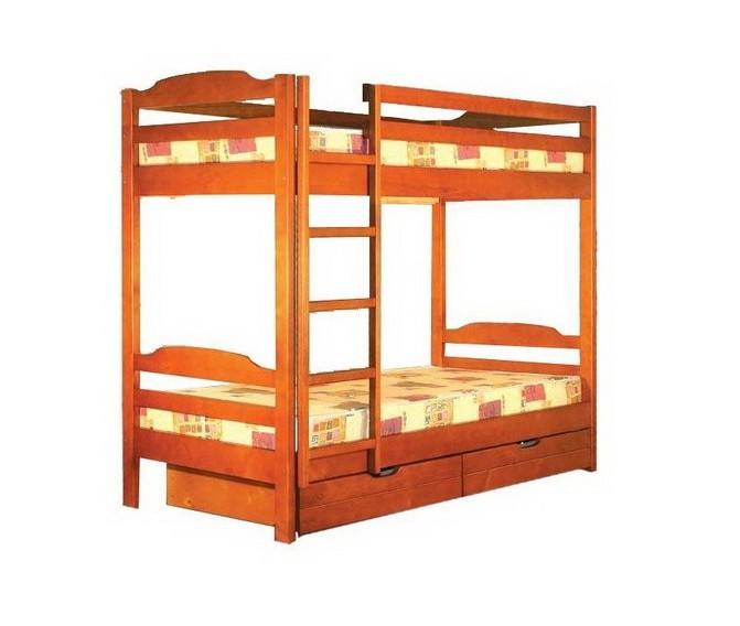 Двухъярусная кровать Тандем двухъярусная кровать милсон милана duo 200 х 80 см красная