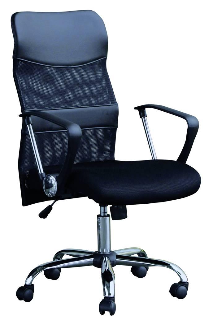 Кресло руководителя ErickКомпьютерные кресла<br>размер: 50х52 В115/125<br><br>Материалы: Экокожа, углепластик<br>Подлокотники: Широкие подлокотники обеспечивают комфортную опору для предплечий. Мышцы шеи и плечевого пояса не будут затекать во время длительной работы за компьютером.<br>Полный размер: 50х52 В115/125<br>Высота сиденья (см): 45/55<br>Цвет: Черный<br>Максимальная нагрузка: 150 кг<br>Изготовление и доставка: 2-3 дня<br>Размер упаковки: 25х75х60<br>Условия доставки: Бесплатная по Москве до подъезда<br>Условие оплаты: Оплата наличными при получении товара<br>Гарантия: 24 месяца<br>Производитель: Good Kresla