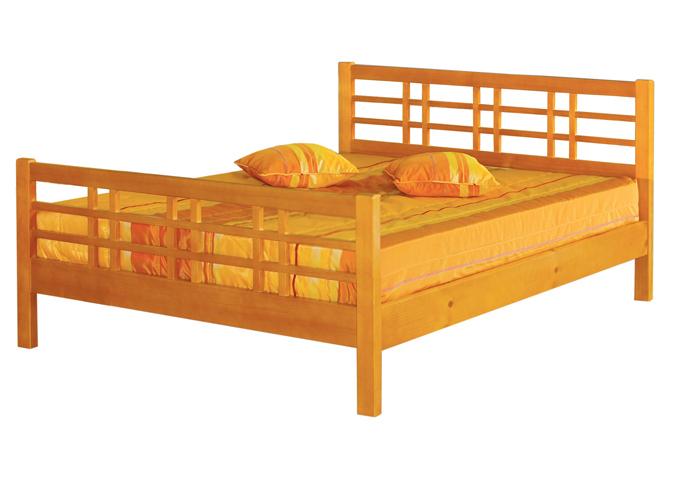 Деревянная кровать Европейская-2