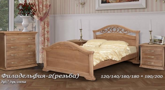 Кровать Филадельфия-2