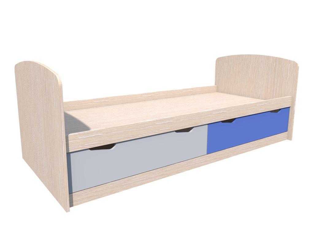 Кровать Юнга ИЧП 15-03