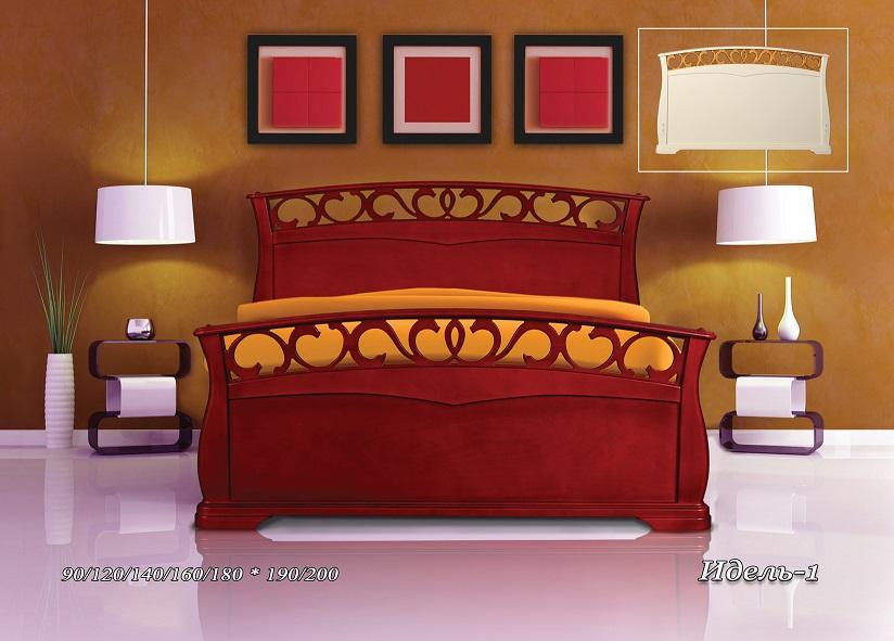 Кровать Идель-1