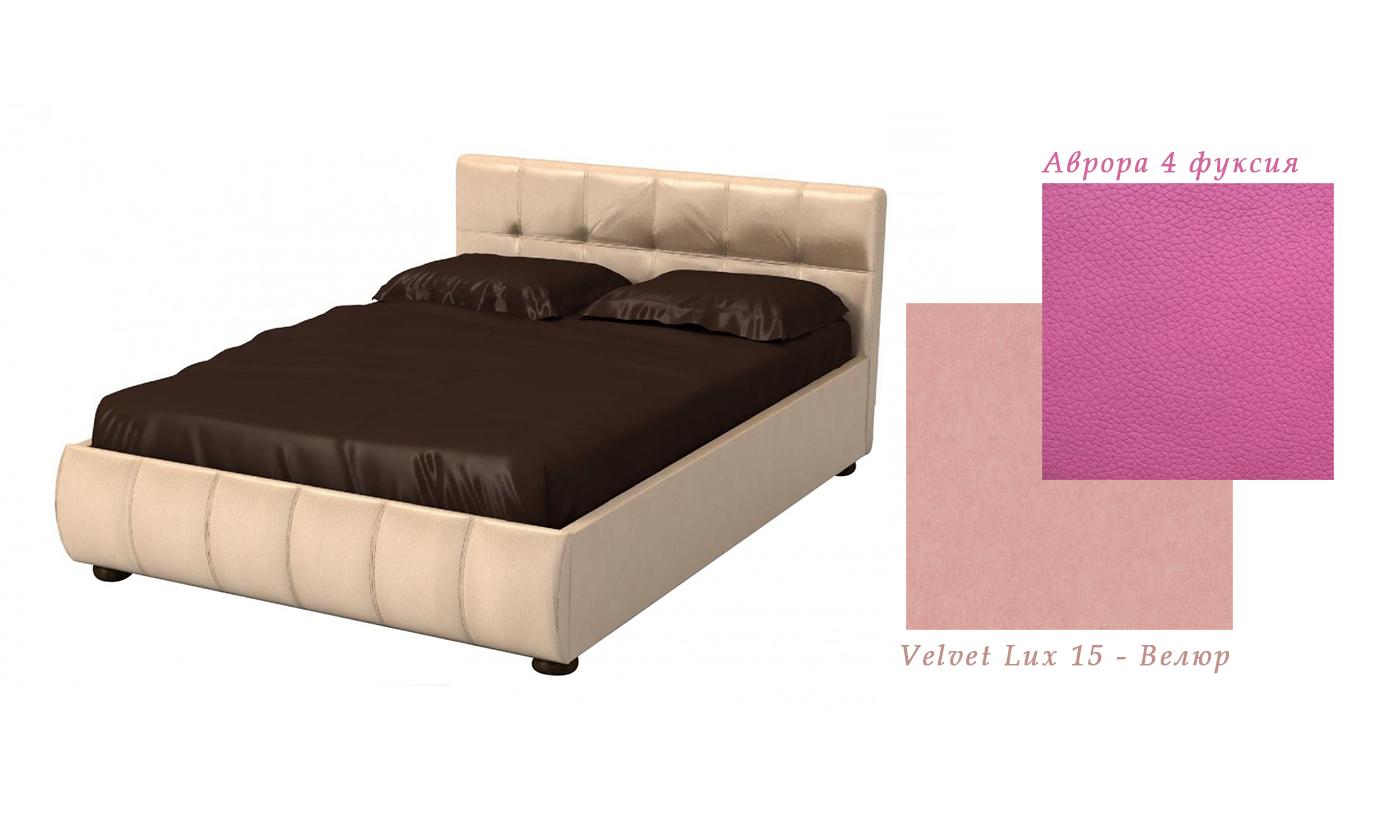 Интерьерная кровать Катя-Аврора