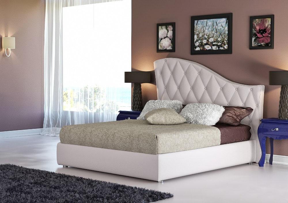 Интерьерная кровать Фрея