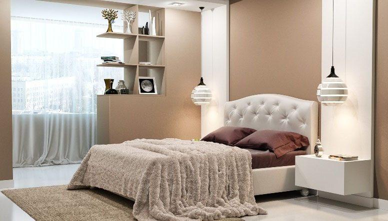 Интерьерная кровать Миния