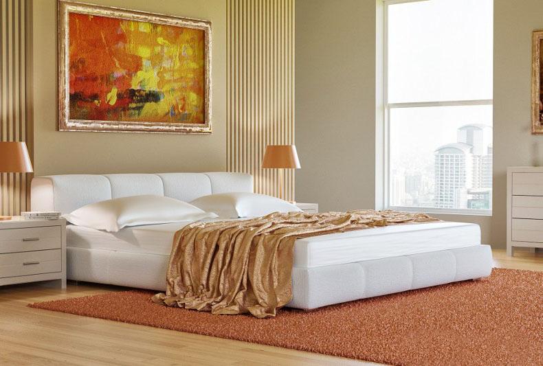 Интерьерная кровать Митра
