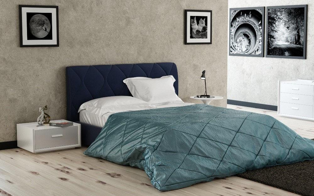Интерьерная кровать Пушан