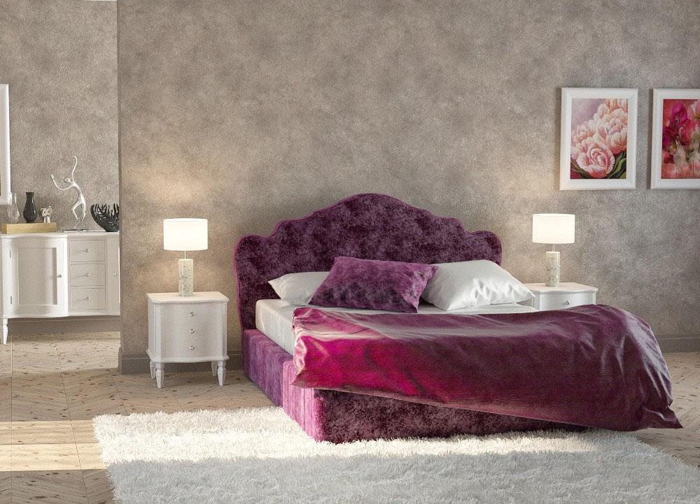 Интерьерная кровать Шушна