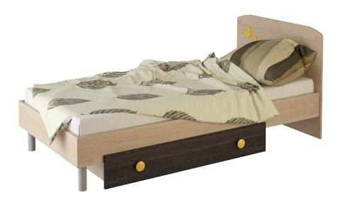 Кровать №10 (серия 4.10)