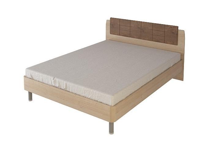 Кровать №12 (серия МК32)Кровати<br>Размер: 147,2х195 В85<br><br>Материалы: ЛДСП, кромка ПВХ<br>Полный размер: 147,2х195 В85<br>Спальное место: 140х190<br>Вес товара (кг): 90<br>Комплектация: Матрас в стоимость не входит<br>Цвет: По фото: Черри/Старое дерево<br>Примечание: Доставляется в разобранном виде<br>Условия доставки: Бесплатная по Москве до подъезда<br>Условие оплаты: Оплата наличными при получении товара<br>Подъем на грузовом лифте: 500 руб<br>Подъем без лифта: 250 руб./этаж, включая первый<br>Сборка: 10% от стоимости изделия, но не менее 1,000 руб.<br>Гарантия: 12 месяцев<br>Производство: Россия<br>Производитель: Корвет