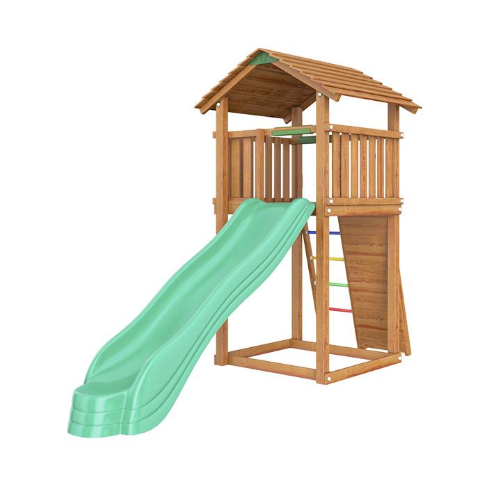 Детский деревянный комплекс Jungle Cottage