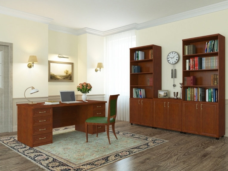 Кабинет-библиотека Премьер-6