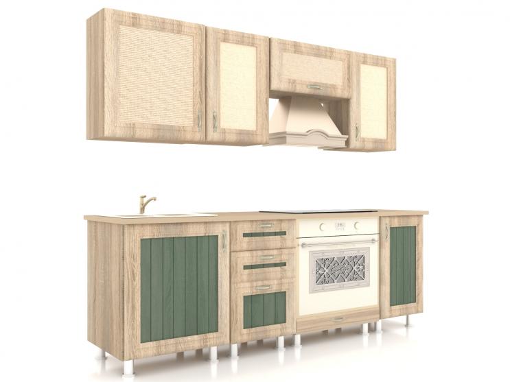 Кухонный гарнитур Кантри №2