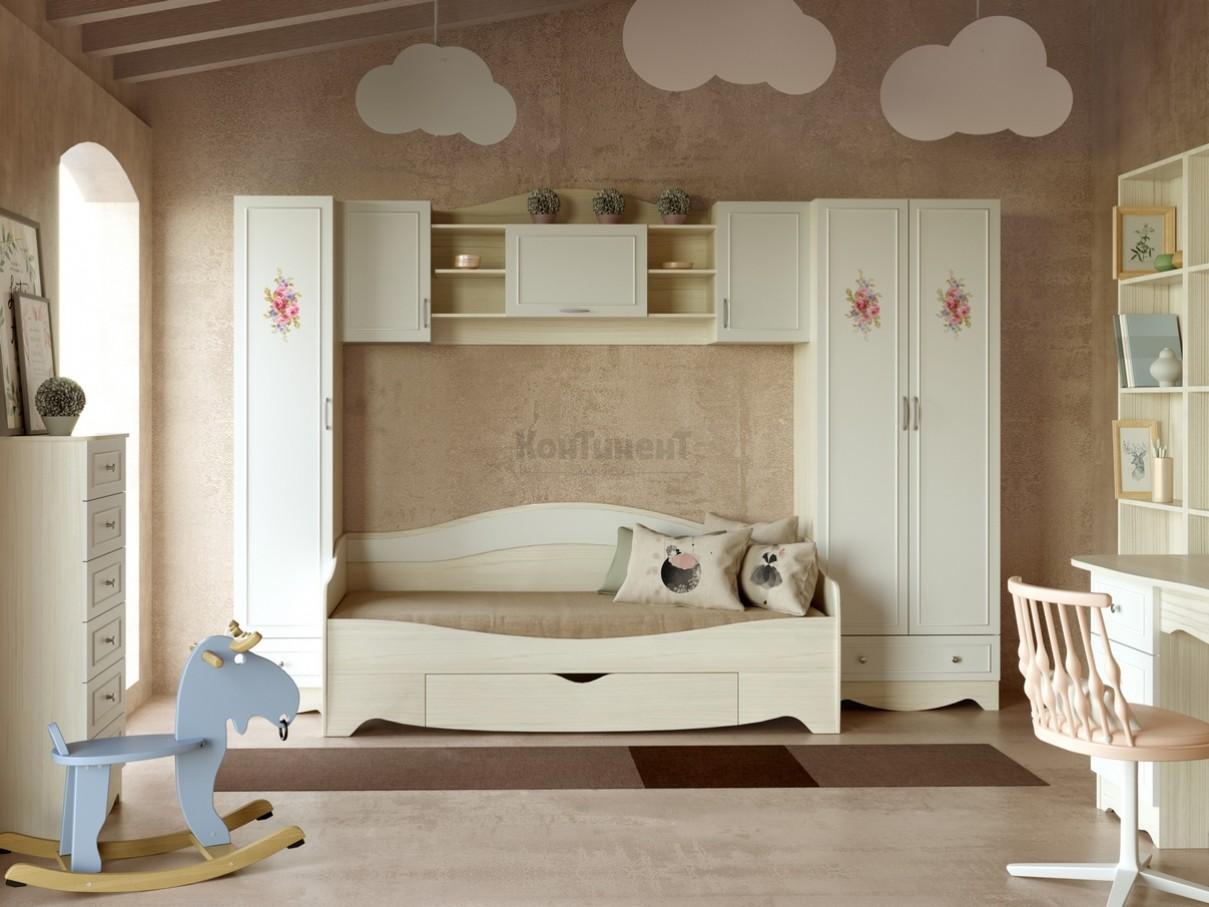 Детская комната Карамель Композиция №4