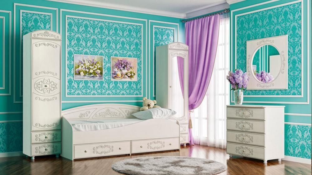 Детская комната Каролина Комплектация №2