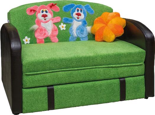 Детский диван Клепа