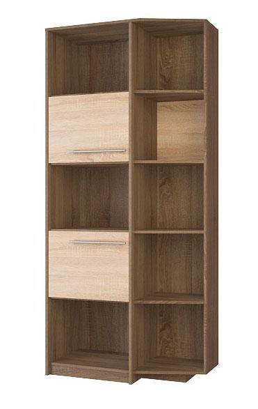 Шкаф для книг №96.1 (серия МДК 4.11)