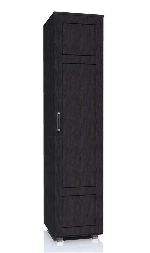 Шкаф для одежды Шоколад НМ 010.17 сильва шкаф платяной фиджи нм 014 01 рz