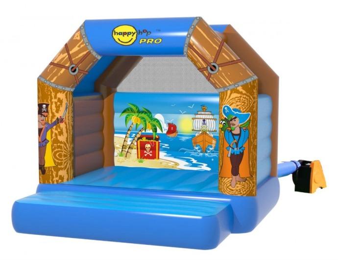 Коммерческий батут Пиратский Остров 1112 Happy Hop коммерческий батут пиратский остров 1112 happy hop