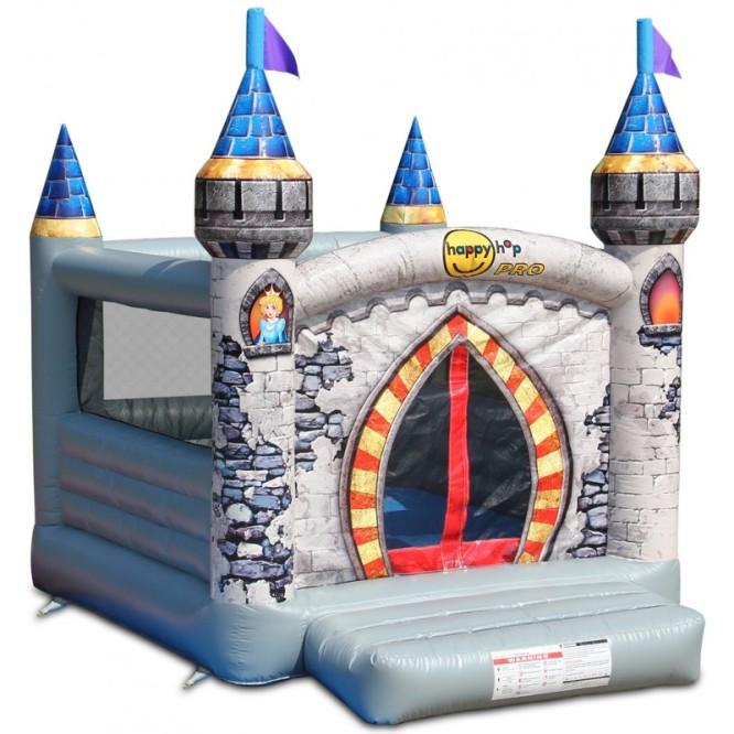 Коммерческий батут Замок Дракона 1131N Happy Hop детский батут мини замок 4 в 1 9114 happy hop